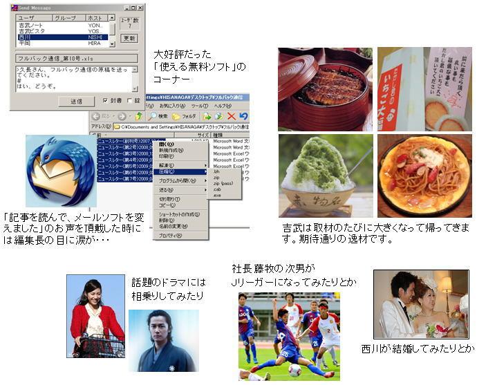 デジタコ&物流情報システム開発のフルバック@なつかし写真集2