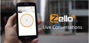 デジタコ&物流情報システム開発のフルバック@Zello